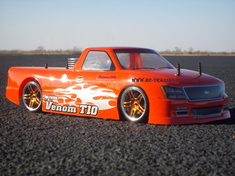 Venom T-10 Redcat Racing EPX RTR Custom Painted Electric RC Drift Cars Now With 2.4Ghz Radio!!!