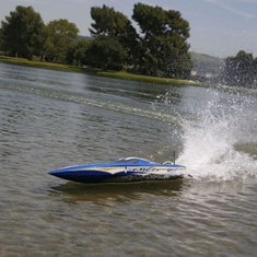 Pro Boat Voracity Type E RTR 36 inch Deep-V Brushless Electric RC Boat 50+MPH