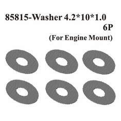 Washer4.2*10*0.5(For Engine Mount) 6Pcs