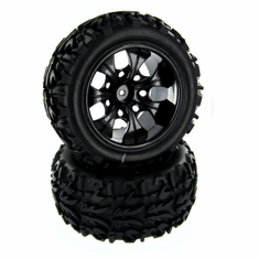 Wheel Complete for Sandstorm TK (2pcs) ~