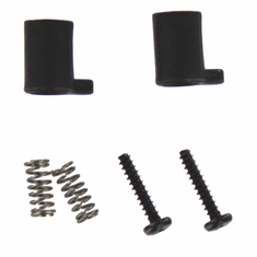 Wire Clip Mount/Spring /Screws 2PCS