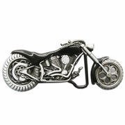 New Vintage Black 3D Heavy Metal Motorcycle Belt Buckle Gurtelschnalle Boucle de ceinture