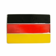 Germany Deutschland Flag Enamel Belt Buckle Gurtelschnalle Boucle de ceinture