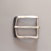 JEAN'S FRIEND New 1.58 inches 40 mm Solid Stainless Steel 316 Pin Belt Buckle