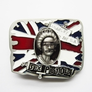 New Vintage Sex Pistols Belt Buckle Gurtelschnalle Boucle de ceinture