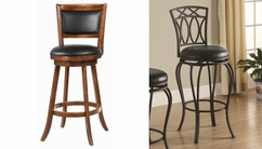 Bar Chairs and Bar Stools
