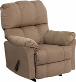 Fabric Recliners, Rockers
