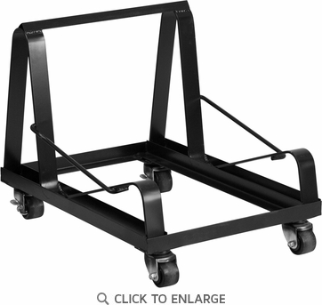 Heavy Duty Sled Base Stack Chair Dolly [HA-1-DOLLY-GG]
