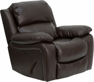 Leather Recliners, Rockers