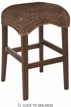 Westbrook Dining Woven Brown 30