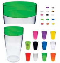 20 Oz Color Combo Cup with Your Logo
