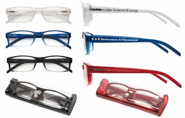 Soft Feel Promotional Reading Glasses