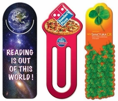 Custom Shape Bookmarks with Full Color Graphics