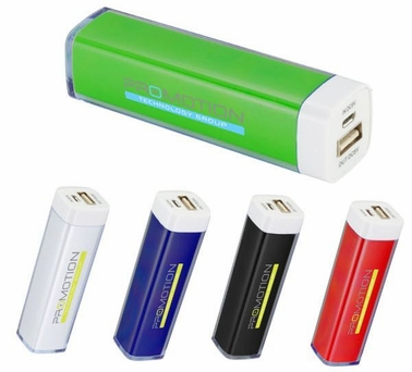 Customized 2200 mAh UL Listed Mobile Stick Battery