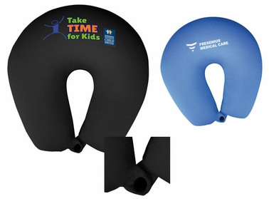 Customized Microbead U-Shaped Travel Pillow
