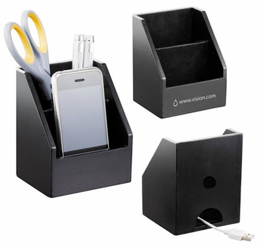 Desk Caddy & Charging Station, Customized