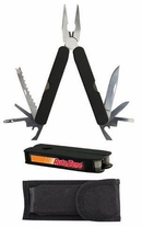 Folding Multi-tool Gadget with 12 Tools, Customized