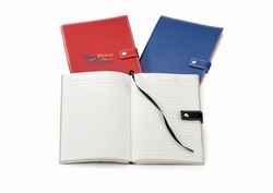 Saddle Stitched Journals