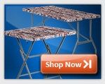 Camouflage Folding Tables