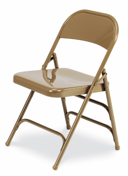 Quick Ship Multi Purpose Steel Folding Chair With Sedona Sailor Fabric Pads A