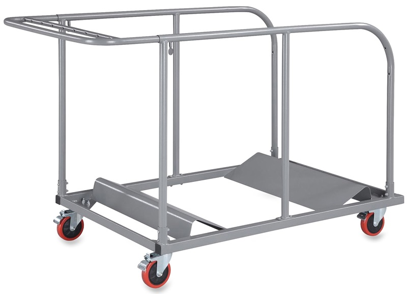 lorell round table trolley cart x x 402