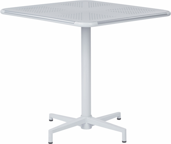work smart albany square pastel folding table