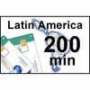 Iridium 200-min Latin America Plan