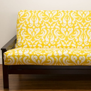Adele Futon Cover - Pillows & Bolsters also available