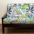 Bali Futon Cover - Pillows & Bolsters also available