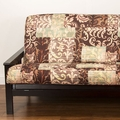 Barcelona Futon Cover - Pillows & Bolsters also available