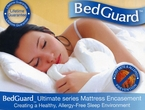 BedGuard Mattress Cover - Allergen & Dust Mite Protection
