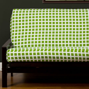 Block Island Futon Cover - Pillows & Bolsters also available