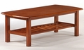 Corona Coffee Table - Solid Hardwood