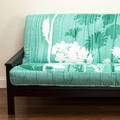 Cottage Grove Futon Cover - Pillows & Bolsters also available