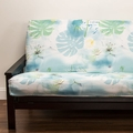 Cubana Futon Cover - Pillows & Bolsters also available