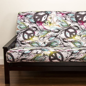 Dream Catcher Futon Cover - Pillows & Bolsters also available