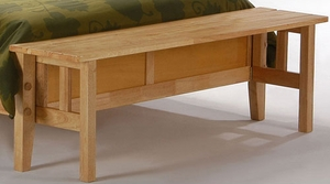 Footboard Bench - for Sonata bed frames