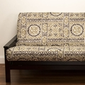 Jordan Futon Cover - Pillows & Bolsters also available