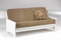 Key West Sofa Bed Futon Frame - Solid Hardwood