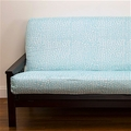 Leopard Lounge Futon Cover - Pillows & Bolsters also available