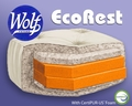 Wolf EcoRest - Medium Firm Futon Mattress