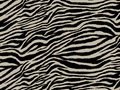 Zebra Zen Futon Cover - Pillows & Bolsters also available
