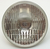 5 3/4 Candlepower (Harley Davidson) Motorcycle Lens Reflector with 60/55W H4