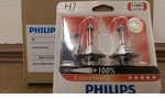 Philips Xtreme Vision H7 XTV 55W  Lamp (2-Pack)