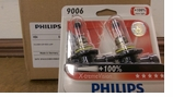 Philips Xtreme Vision 9006 XTV 55W (HB4) Low Beam / Fog Lamp (2-Pack)