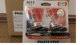 Philips Xtreme Vision H11 XTV Lamp (2-Pack)