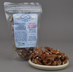 Sweet n' Spicy Pecans