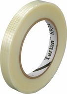 3M Filament Tape 8934 Clear- 12 mm x 55M - click to enlarge
