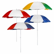 72'' Beach Umbrella - click to enlarge