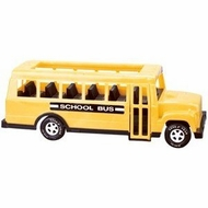 American Plastic Toy School Bus - click to enlarge